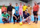 تایج مسابقات فوتسال جام کارمندان ادارات شهرستان کوهبنان به مناسبت هفته دفاع مقدس