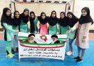 مسابقات فوتسال دختران بخش طغرالجرد شهرستان کوهبنان به مناسبت هفته ناجا برگزار شد.