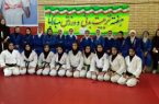?کسب مقام دوم استانی بانوان جودوکارشهرستان کوهبنان
