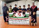 قهرمانان مسابقات فوتسال جام محلات شهرستان کوهبنان