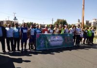 ?درخشش دونده های پیشکسوت کوهبنانی درمسابقات انتخابی استان