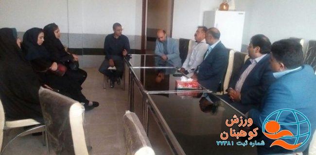 طرح استعدادیابی جودو در مدارس شهرستان کوهبنان