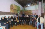 حضور رئیس هیئت انجمنهای ورزشی شهرستان کوهبنان در نشست سالیانه اعضای هیئت انجمن های ورزشی استان