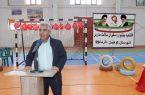 پیام تقدیر کارشناس تربیت بدنی و سلامت اداره آموزش و پرورش شهرستان کوهبنان