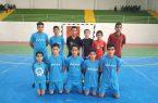 آغاز مسابقات فوتسال لیگ دانش آموزی جام شهدای ورزشکار