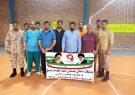 مسابقات آمادگی جسمانی ناحیه مقاومت بسیج شهرستان کوهبنان