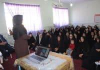 کارگاه آموزشی و همایش با موضوع آسیب های اجتماعی
