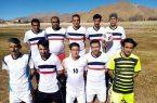 دیدار تیم های فوتبال پیشکسوتان شهرستان کوهبنان و راور