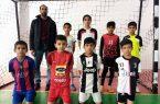 نتایج مسابقات فوتسال نونهالان جام ۹دی گرامیداشت یاد و خاطره ی شهید محمد رضا محمد حسنی