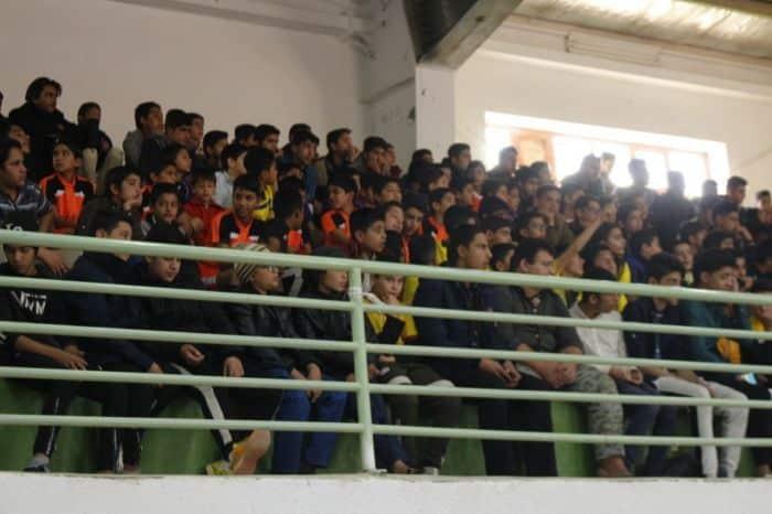 نتایج هفته پنجم مسابقات فوتسال لیگ دانش آموزی شهرستان کوهبنان جام شهدای ورزشکار