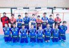 صعود تیم جهان اسپرت شهرستان کوهبنان به مرحله یک هشتم نهایی مسابقات فوتسال لیگ برتر نونهالان استان