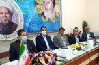 جلسه شورای ورزشی شهرستان کوهبنان با آقای پاریزی مدیرکل ورزش وجوانان