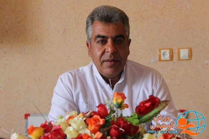 منصور جعفری نژاد به سمت مشاور فرماندار شهرستان کوهبنان منصوب شد.