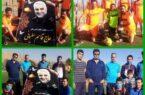 دومین روز مسابقات ۴جانبه فوتسال که بمناسبت هفته دفاع مقدس ویادبود سردار دلها حاج قاسم سلیمانی
