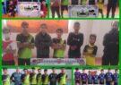 مسابقات فوتسال دانش آموزان نوجوان شهرستان کوهبنان به مناسبت هفته تربیت بدنی