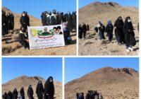 همایش کوهروی دختران روستایی شهرستان کوهبنان