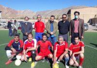 جشن فوتبالی پیشکسوتان شهرستان کوهبنان برگزار شد.