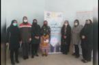 دواردهمین روز اجرای طح ملی ساختار قامتی زنان و دختران روستایی شهرستان کوهبنان (بخش مرکزی طغرالجرد)