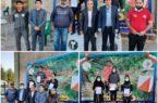 سابقات قهرمانی استان کرمان جهت یابی با حضور ۷۰ شرکت کننده از ۸ شهرستان استان کرمان