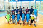 دیدار دوستانه بین تیم های والیبال شعبجره و تیم شهرستان کوهبنان برگزار شد.