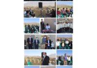 جشن روز جوان همراه با جشنواره بازی های بومی محلی شهرستان کوهبنان