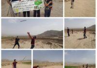 مسابقات ( گوبازی و چوپل بازی روستایی) به مناسبت نوروز ۱۴۰۰ در روستای مقیم آباد