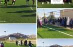 تست استعدادیابی فوتبال دختران به مناسبت دهه کرامت
