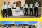 مسابقات ورزشی ویژه کارکنان نیروی انتظامی بخش طغرالجرد وروستاههای توابع