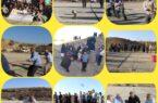جشنواره بازی های بومی محلی شهرستان کوهبنان به مناسبت روز روستا و هفته سالمند