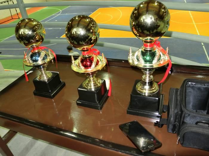اختتامیه مسابقات فوتسال جام رمضان شهرستان کوهبنان  برگزار شد