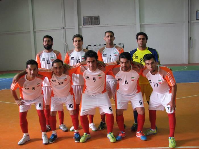 مس شهید باهنر کرمان اولین رقیب لیگ فوتسال  منتخب کوهبنان در لیگ استانی