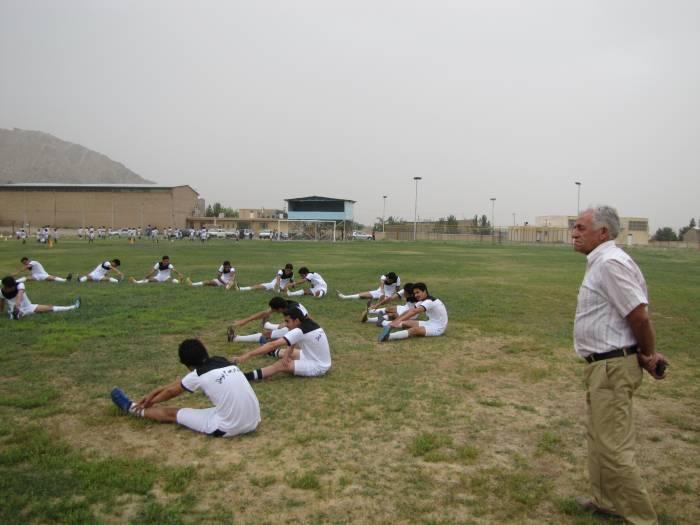 کلاس داوری درجه ۳  فوتبال درکوهبنان برگزار شد