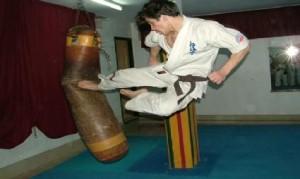 mohammad karate.wmv